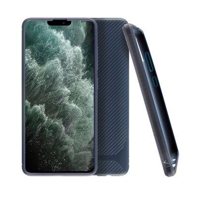 Θήκη τύπου Carbon Rugged Camera Protective συμβατή με iPhone 12 Pro Max
