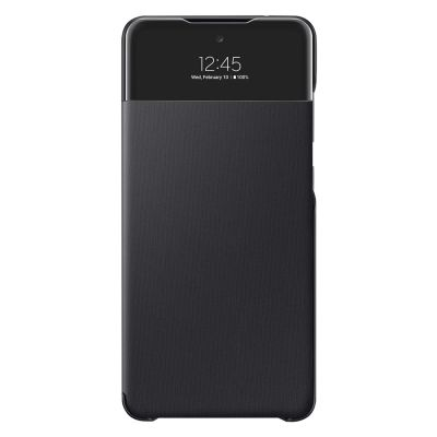 Smart S View Wallet Cover for A72