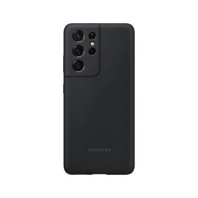Θήκη Σιλικόνης συμβατή με Samsung S21 Ultra