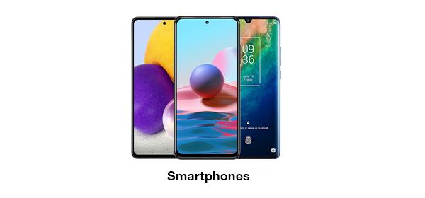 Smartphones and accessories